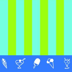 gelato terrytowel blue